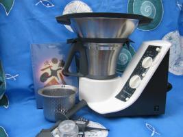 Küchenwunder Thermomix Tm 21, 1 Jahr in Gebrauch, 1a Zustand