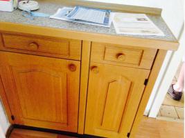 Foto 5 Küchenzeile mit Geräten