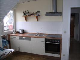 Küchenzeile Nobilia Sprint (von 2009)