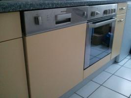 Foto 2 Küchenzeile mit allen E- Geräten