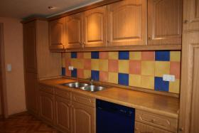 Küchenzeile inkl. Elektrogeräte, guter Zustand ( Küche )