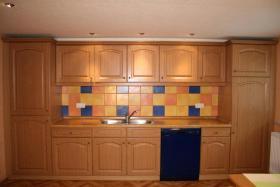 Foto 2 Küchenzeile inkl. Elektrogeräte, guter Zustand ( Küche )