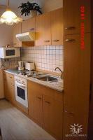 Küchenzeile, küchenblock, anbauküche buchefarben gut erhalten