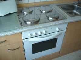 Foto 2 Küchenzeile, küchenblock, anbauküche buchefarben gut erhalten