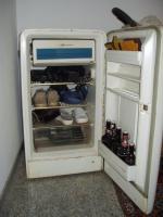 Kühlschrank 50er Jahre