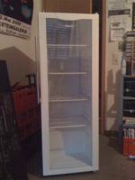 Kühlschrank mit Glastür ''Exquisit - KS-295-GL''