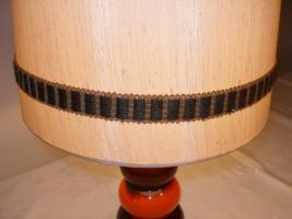 Foto 3 Kultige Tischlampe aus den 70er Jahren