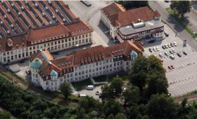 Kunstlager, Buero, Beratungsraum Buero im Palais