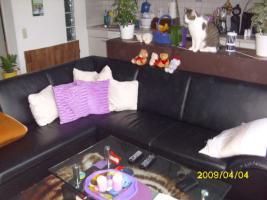 Kunstleder Couch