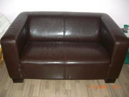 Foto 4 Kunstleder sofa