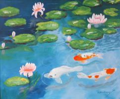 Foto 4 Kunstmalerin malt Ihnen die neue Deko für Ihre Wohnung