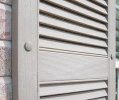 kunststoff zier fensterl den fensterladen nie mehr streichen in frankenberg. Black Bedroom Furniture Sets. Home Design Ideas