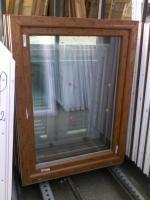 kunststofffenster kunststoff fenster innen weiss und aussendekor eiche gold kbe 90 x 120 in. Black Bedroom Furniture Sets. Home Design Ideas