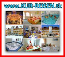 Kur UNGARN Hotel Venus Woche ab € 299