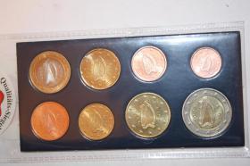 Foto 8 Kursmünzensätze versch. Länder bfr preisgünstig