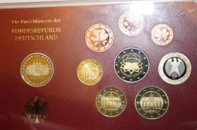 Foto 2 Kursmünzensatz 2007 Deutschland in PP - Präge -A-  32,00 EUR