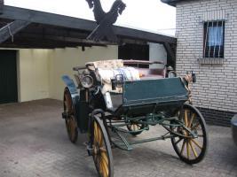 Kutsche vom Stellmacher Brauer aus Lilienthal