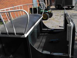 Foto 2 Kutsche mit Zubehör und Ersatzteilen