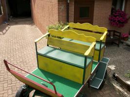 Foto 3 Kutsche für große Pony oder Kleinpferde