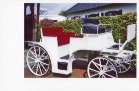 Foto 2 Kutsche u. Hochzeitskutsche