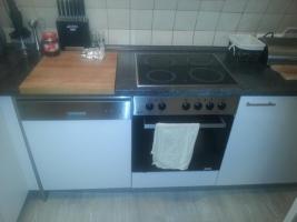 L-Küchenzeile mit elektro.Geräten Sofortverkauf wg. Umzug bis 22.03.14!!!!
