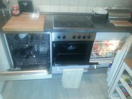 Foto 2 L-Küchenzeile mit elektro.Geräten Sofortverkauf wg. Umzug bis 22.03.14!!!!