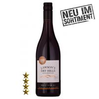 LAWSONS DRY HILLS WHITE LABEL PINOT NOIR 2011