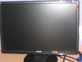 LCD Monitor  ASUS, VW 193 series, 19 Zoll in sehr guntem Zustand g�nstig