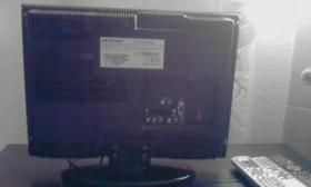 Foto 2 LCD TV Gerät/FT-LCD-DVD 8191 (19 Zoll) Universum