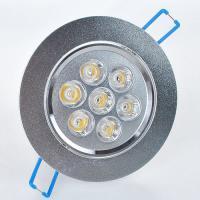 LED 7W Einbaustrahler Spot warmweiss