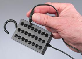 Foto 5 LED-Christbaumbeleuchtung für Innen mit genial einfachem Stecksystem