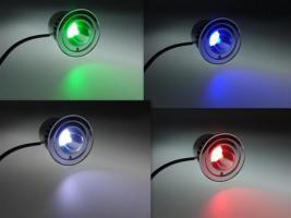 LED Farbwechsel LED Spot MR16 Cree vom LED Shop L-Tronic