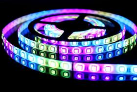 LED Magic Strip Set 60LED/m - 5m Rolle m. Netzteil & Kontroller