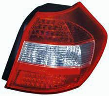 LED Rückleuchten Heckleuchten BMW 1er (E87) 04-07 rot/klar