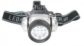 LED-Stirnlampe, 12 Led's