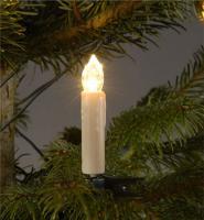 Foto 2 LED Weihnachtsbaumbeleuchtung für Außen mit genial einfachem Stecksystem!