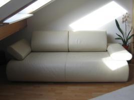 LEDERSOFA 3-4 Sitzer zu verkaufen