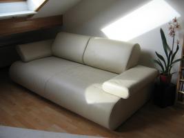 Foto 2 LEDERSOFA 3-4 Sitzer zu verkaufen