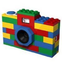 LEGO Baustein-Look Digital Kamera mit 3 Megapixel
