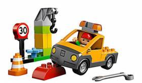Foto 3 LEGO Duplo Abschleppwagen 6146