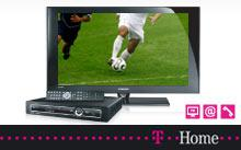 LG 32LD320 81 cm (32 Zoll) LCD TV mit Vertrag+Media Receiver 300+T Entertain Comfort DSL 16 Plus