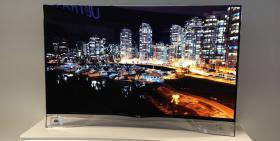 LG 55EA9809 139 cm (55 Zoll) 3D OLED-TV Full HD Curved