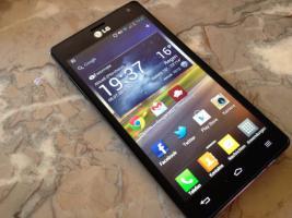 LG P880 Optimus 4X HD Smartphone