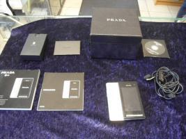 LG prada KF 900, schwarz (ohne simlock)