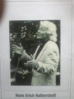Foto 7 ''LIEDER'' eine CD mit dem Tenor Hans-Erich Halberstadt