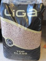 Foto 2 LIGA Holzpellets DINplus Sackware 1 LKW    24 Pal   23,4 To