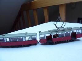 Foto 2 LILIPUT-HO Strassenbahn ''Wien''