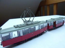 Foto 3 LILIPUT-HO Strassenbahn ''Wien''