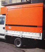 LKW-Anhängerplanen