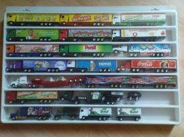 Foto 5 LKW Sammlung mit ca. 200 LKW´s